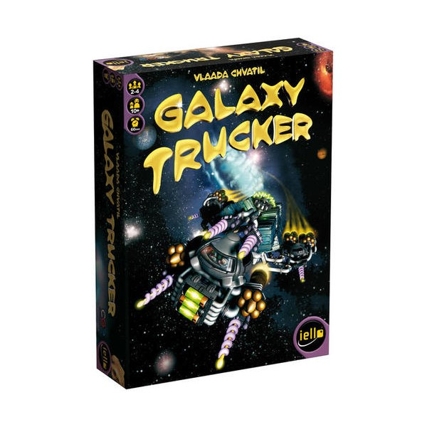 Galaxy Trucker La R Cr Ation