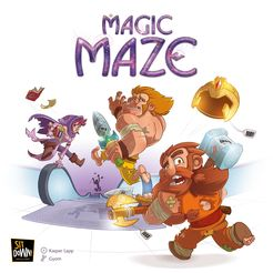 Magic Maze La Récréation
