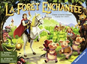 La Foret enchantee La Recreation